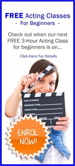 Free acting classes in Perth