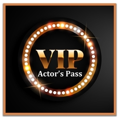 VIP Actor's Pass Package Promotion - Acting Classes In Perth